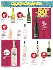 Catalogue Géant Casino en cours, 6 semaines de fête et de promos !, Page 46