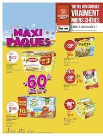 Catalogue Géant Casino en cours, Maxi Pâques, Page 2