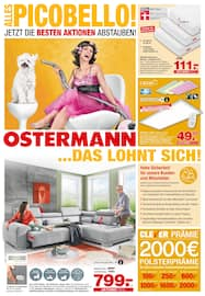 Aktueller Ostermann Prospekt, ALLES PICOBELLO!, Seite 1