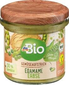 Gemüseaufstrich Edamame Erbse Angebot: Im aktuellen Prospekt bei dm-drogerie markt in Mönchengladbach