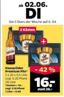 Bier im aktuellen NETTO mit dem Scottie Prospekt für 16€