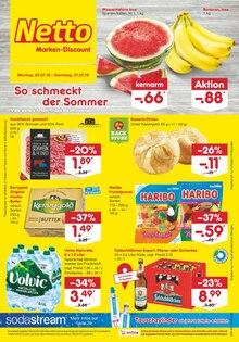 Netto Marken-Discount, SO SCHMECKT DER SOMMER für Eisenhüttenstadt