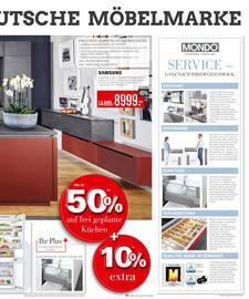 Aktueller porta Möbel Prospekt, porta! Küchenwelt , Seite 3