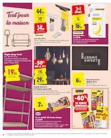 Catalogue Carrefour en cours, Maintenant et moins cher !, Page 40