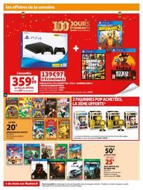 Catalogue Auchan en cours, 100 jours étonnants avant 2020, Page 30