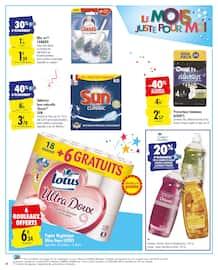 Catalogue Carrefour en cours, Le mois juste pour moi, Page 54