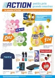 Catalogue Action en cours, Petits prix, grands sourires, Page 2
