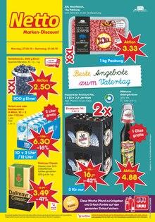 Netto Marken-Discount - Beste Angebote zum Vatertag