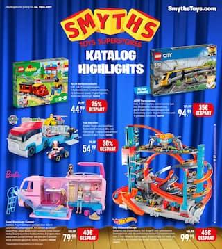 Aktueller Smyths Toys Prospekt, Katalog Highlights, Seite 1