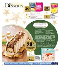 Catalogue Carrefour Market en cours, Préparez-vous un Noël historique, Page 32