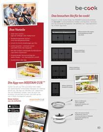 Aktueller porta Möbel Prospekt, Küchenwelt mit viel Platz zum Leben., Seite 83