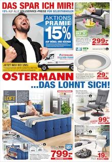 Ostermann, DAS SPAR ICH MIR! für Duisburg