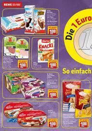 Aktueller REWE Prospekt, Jetzt viele Produkte für nur 1 Euro, Seite 2