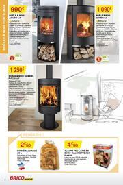 Catalogue Bricomarché en cours, Une offre au poêle pour l'hiver., Page 2