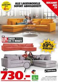 Aktueller Seats and Sofas Prospekt, Keine Lieferzeit, Seite 12