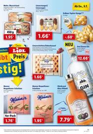 Aktueller Lidl Prospekt, Mega Auswahl! Beste Preise!, Seite 41