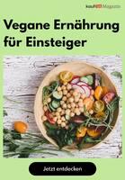 Aktueller kaufDA Magazin Prospekt, Vegane Ernährung für Einsteiger, Seite 1