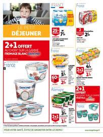 Catalogue Auchan en cours, Un petit déjeuner d'enfer !, Page 2