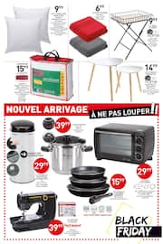Catalogue Stokomani en cours, Black Friday, Page 2
