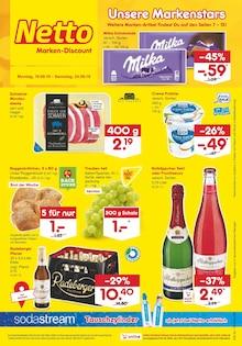 Netto Marken-Discount, UNSERE MARKENSTARS für Eisenhüttenstadt