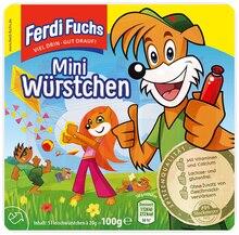 Wurst von Ferdi Fuchs im aktuellen REWE Prospekt für 0.99€