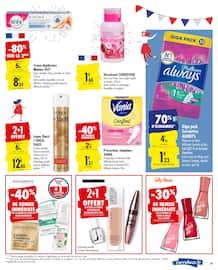 Catalogue Carrefour en cours, Le mois qui aime la France, Page 59