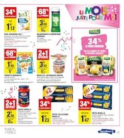Catalogue Carrefour Market en cours, Le mois juste pour moi, Page 47