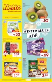 Netto Marken-Discount, WINTERBLUES ADÉ für Gadebusch