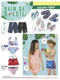 Catalogue Géant Casino en cours, Les Belles Inspirations bain de soleil, Page 6