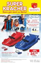 Aktueller Netto Marken-Discount Prospekt, Knaller-Preise zum Jahresende, Seite 32