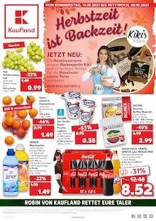 Kaufland Prospekt für Görlitz, Neiße: JETZT WIRD GESPART!, 40 Seiten, 13.10.2021 - 20.10.2021
