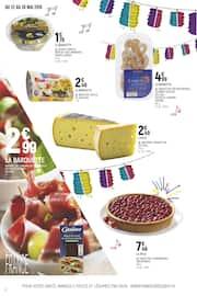 Catalogue Spar en cours, L'anniversaire c'est Sparti !, Page 2