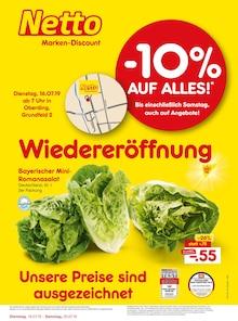 Netto Marken-Discount, WIEDERERÖFFNUNG - 10% AUF ALLES für Pliening