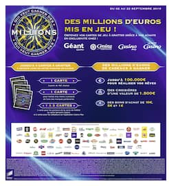Catalogue Géant Casino en cours, La réponse en promos !, Page 2