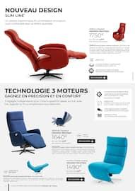 Catalogue Mobilier de France en cours, Les instants relaxation, Page 6