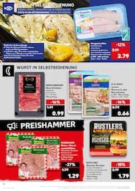 Aktueller Kaufland Prospekt, Essen ist Liebe, Seite 22