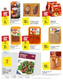 Catalogue Carrefour en cours, 1+1 offert, Page 18