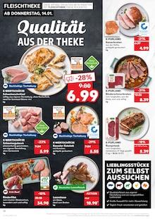 Lebensmittel im Kaufland Prospekt KÖNIGLICHE ANGEBOTE: HIER SPART JEDER! auf S. 11