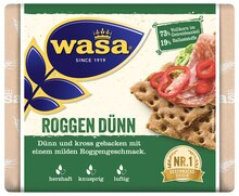 Brot von Wasa im aktuellen REWE Prospekt für 0.79€