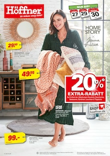 Höffner - 20% Extra-Rabatt