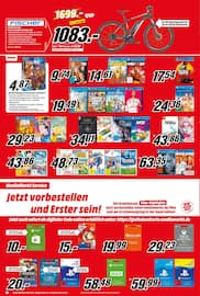 Aktueller MediaMarkt Prospekt, ALLES FÜR ECHTE PLAYER!, Seite 4