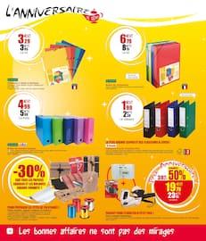Catalogue Office DEPOT en cours, L'anniversaire de génie, Page 10
