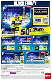 Catalogue But en cours, Black Friday : 50€ offerts en bon d'achat différé, Page 8