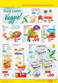 Aktueller Netto Marken-Discount Prospekt, SUPER WOCHENENDE, Seite 7
