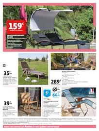 Catalogue Auchan en cours, Nos collaborateurs sont toujours mobilisés pour vous, Page 60