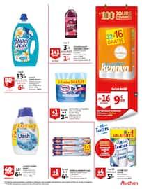 Catalogue Auchan en cours, Fête des marques, Page 25