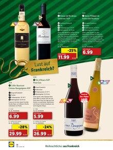 Garten im Lidl Prospekt Wein-Highlights Dezember 2019 auf S. 13
