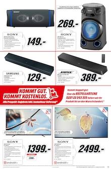 Multimedia im Media-Markt Prospekt KOMMT GUT. KOMMT KOSTENLOS. auf S. 6