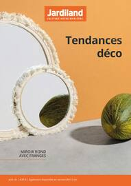 Catalogue Jardiland en cours, Tendances déco, Page 1