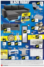 Catalogue But en cours, Black Friday : 50€ offerts en bon d'achat différé, Page 6